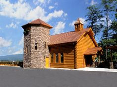 Angel View Wedding Chapel - Black Bear Ridge Resort - Pigeon Forge ...