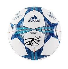 Dele Alli Signed Football - UEFA Champions League Autograph - Autographed Soccer Balls *** Details can be found by clicking on the image.