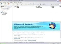 Thunderbird hat zusammen mit seinem Bruder Firefox ein Update bekommen.