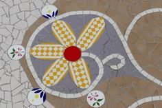 Mosaic Las Manchas La Palma