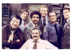 TV has a legacy of showing the NYPD in action. Both in terms that are funny and those that are not.