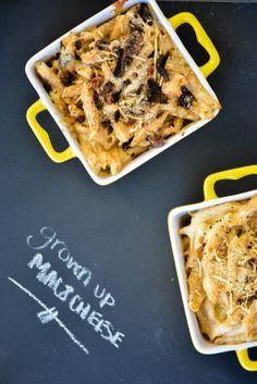 Grown Up Mac n Cheese recipe
