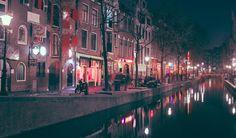 Fly me Away: Na #Holanda, I #Amsterdam | #flowers #IAmesterdam #flicker #RedLight