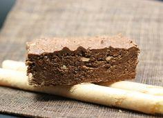 Turrón de praliné, chocolate y neulas para #Mycook http://www.mycook.es/cocina/receta/turron-de-praline-chocolate-y-neulas