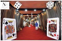 Casino Party Photo Ops - Niche Events