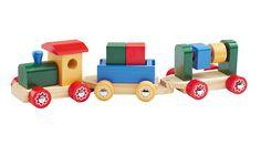 Tren de madera 7,99€ al LIDL