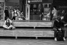 Two Alone When Eyes Meet Adelaide Australia  November 2014