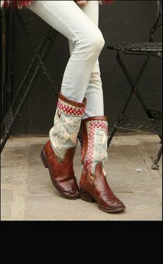 vintage boots~