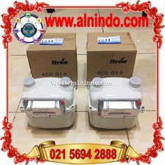 Residential Diafragma Gas Meter ACD G1.6 adalah unit diafragma penghunian generasi terbaru dari itron