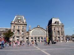 Ostende train station