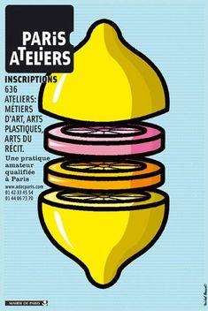 Affiche par Michel Bouvet #Affiche #Théâtre #Poster #Theater