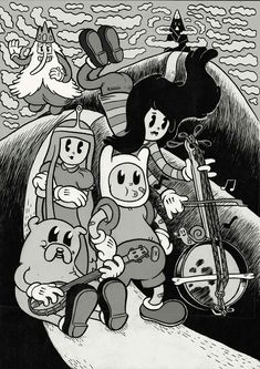 Vintage Cartoon, Cartoon Art, Comic Cover, Art Sketches, Art Drawings, Art Adventure Time, Dessin Old School, Mode Poster, Arte Obscura