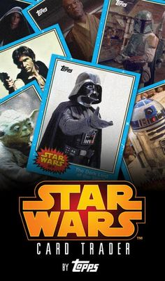 Enter the Star Wars Card Trader Contest from Topps Digital and Coffee With Kenobi