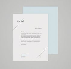Tres Tipos Gráficos – Identity for Mapout, an architecture firm specialized in producing diagrams and plans, mounting exhibitions and creating systems for visualizing spatial concepts