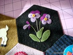 Stitch Society Pansy