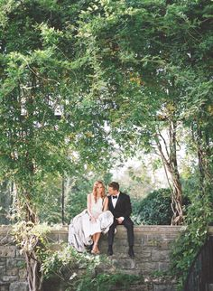 Romantic Estate Wedding Inspiration   Wedding Sparrow   Archetype