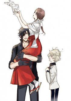 Saniwa (Touken Ranbu) - Zerochan Anime Image Board Mobile