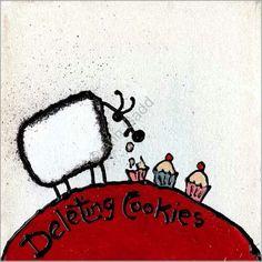 Original Ewe Sheep, Kitchen Art, Deco, The Originals, Ann, Fictional Characters, Cookies, Crack Crackers, Biscuits