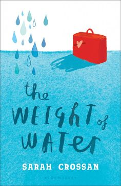 Review: The Weight of Water by Sarah Crossan (cover art by Oliver Jeffers)
