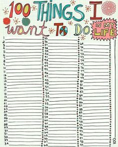 How to Easily Accomplish Anything On Your Bucket List | Pinterest ...