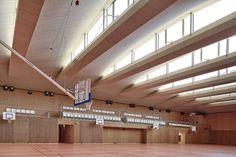 Sports Centre Pajol, Parigi, 2012 - Brisac Gonzalez