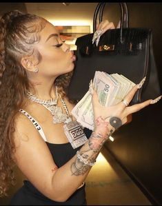 Alyssa Michelle, Female Goat, Money On My Mind, Cover Girl Makeup, Curls For The Girls, Free Beats, Investment Tips, Rich Lifestyle, American Rappers