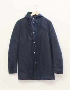 Wax Cotton Stadium Coat | Penelope's