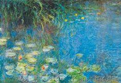 Claude Monet - Les Nympheas