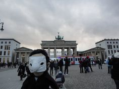 Erik in Berlin