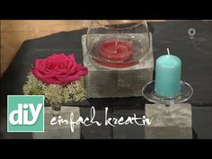 Not in english.. But good ideas.. Subscribe and watch.. Kugelvase aus Beton   DIY Anleitung - YouTube