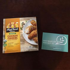 These are actually pretty good - and everyone in the family liked it 😃Thanks @socialnature and @hipchickfarms for the coupon to try this for free! We tried the turkey patties before (another hit in the family), and we might as well incorporate the chicken fingers to our dinners 👍🏼 It's pricey, but you can't beat the convenience (10-12 minutes in the oven) and the quality (organic, preservative free, etc, and also great taste) #trynatural #hipchickfarms #gotitfree #freesample #coupon…