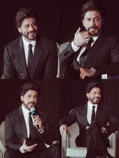 """Embedded image permalink-SRK at Gitanjali's """"Ticket to Bollywood"""" launch yesterday."""