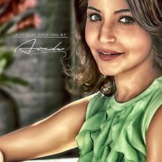 A Digital Painting By Arch @arunchatlani Digital Painting For @anushkasharma  #Art #Artist #DigitalArt #Painting #Like #Amazing #Awesome #Follow #FollowMe #PhotoOfTheDay #ArtOfTheDay #InstaLike #InstaDaily #InstaGood #InstaFollow #Instago