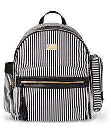Skip Hop Mainframe Wide Open Diaper Backpack & Reviews - All Kids' Accessories - Kids - Macy's Diaper Bag Backpack, Backpack Straps, Diaper Bags, Buy Backpack, Backpack Reviews, Backpack Online, Carters Baby, Baby Boy, Changing Pad