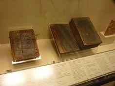 Ancient Roman wax tablet (Louvre)