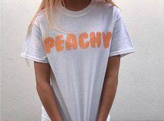 Peachy Graphic