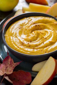 Maple Pumpkin Dip recipe