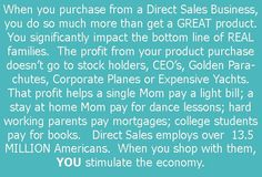 Working with a small business ownerAlso, why everyone should order some nerium :)