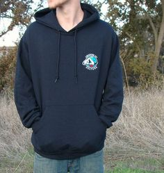 And UniBlack Screen Print Hoodie Pyramid by CounterFitCulture