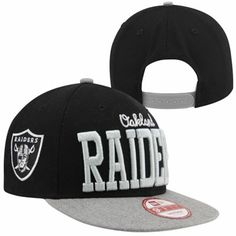 New Era Oakland Raiders V-Team 9FIFTY Snapback Hat - Black Silver Raiders  Stuff 6d834dbc49c