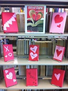 16732e1a3f7ac 120 Best Blind Date with a Book displays images in 2013 | Blind ...