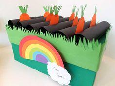 11x Paasdoos maken & meer crea inspiratie voor het paasontbijt op school Carrot Farm, Lego Letters, Easter Crafts, Toddler Activities, Paper, Kids, Decor, Easter Activities, Diy