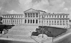 S.Bento, Parlamento, 1950
