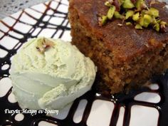 Greek Sweets, Greek Desserts, Greek Recipes, Walnut Pie, Canning Recipes, Meatloaf, Banana Bread, Sweet Tooth, Food And Drink