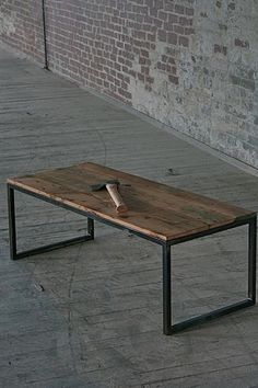 1 745 Urban Dining Table Made Of Recycled Boat Wood And