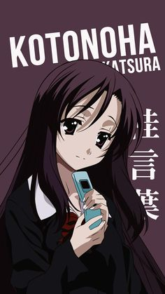 Kotonoha Katsura ~ Korigengi | Wallpaper Anime