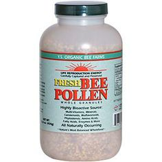 Y.S. Eco Bee Farms, Fresh Bee Pollen Whole Granules, 16.0 oz (454 g) - iHerb.com. Bruk gjerne rabattkoden min (CEC956) hvis du vil handle på iHerb for første gang. Da får du $5 i rabatt på din første ordre (eller $10 om du handler for over $40), og jeg blir kjempeglad, siden jeg får poeng som jeg kan handle for på iHerb. :-)