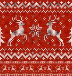 Sweater con ciervos photo