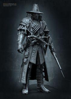 Witch Hunter - CGFeedback