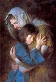 ...understands and respects that I will always Love Jesus, the Lover of my soul, more than anyone...even him